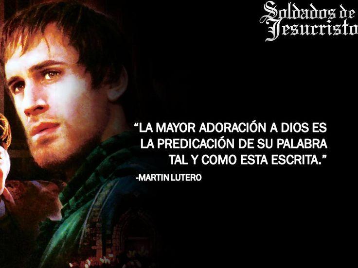 Martin Lutero - Soldados de Jesucristo