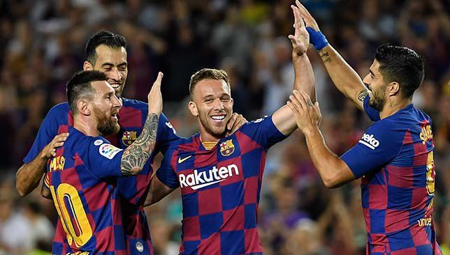 موعد مباراة برشلونة اليوم ضد خيتافي والقنوات الناقلة موقع سبورت360 يلعب برشلونة خارج أرضه أمام مضيفه خيتافي اليوم السبت في ملعب كول La Liga Messi Midfielder