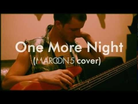Maroon 5 - One More Night (Artist Vs Poet Cover)  This is my favorite band; listened to them before joe got on the voice.