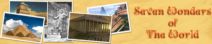 CC Cycle 1 Week 4- Seven Wonders of The World