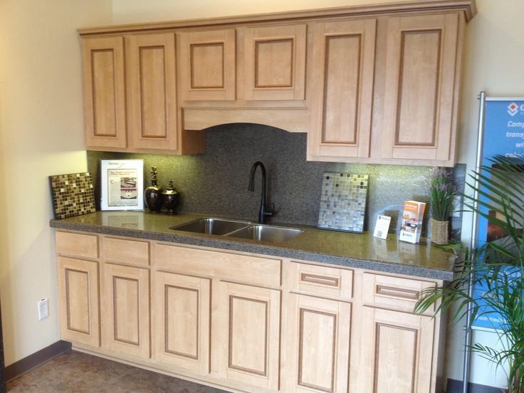 Cabinet Refacing And Granite Overlay Countertops Offered Here From Granite  Transformations Of St. Louis.
