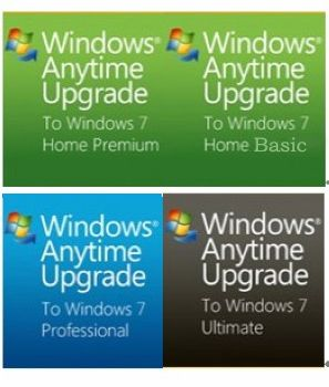 Win 7 anytime upgrade just $20.99 , you can get free download link and a genuine key in our store : mskeyoffer.com