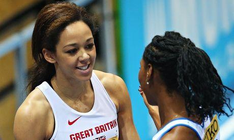 Katarina Johnson-Thompson is 'outstanding,' says GB athletics chief