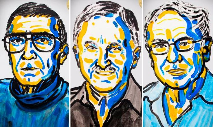 Nobel prize for chemistry: Lindahl, Modrich and Sancar win for DNA research #NobelPrize, #Chemistry, #Science