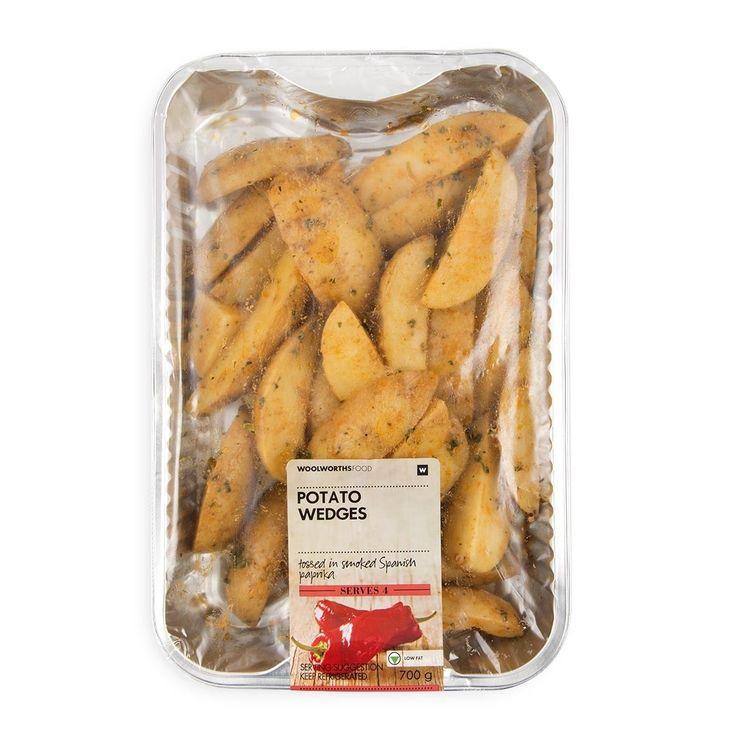 Paprika Potato Wedges 700g