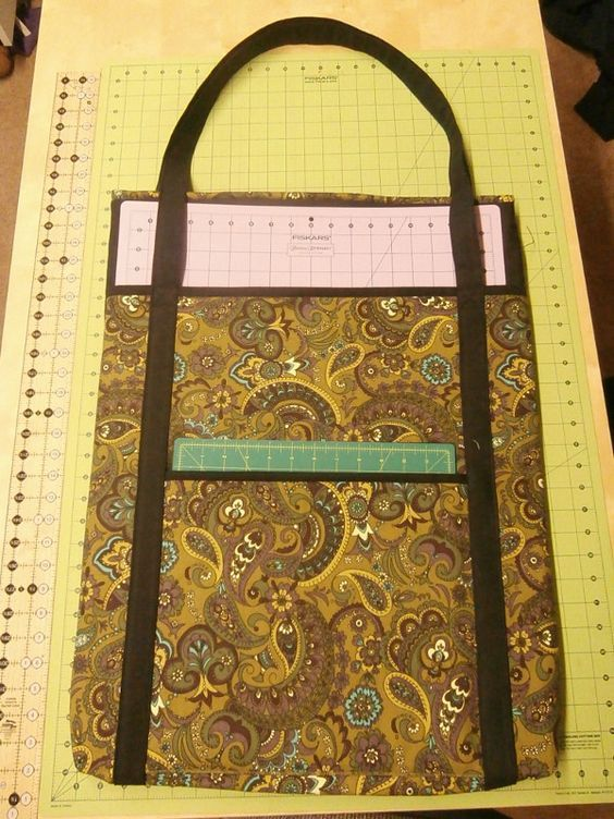 17 Best Quilting Mat Amp Ruler Bags Images On Pinterest