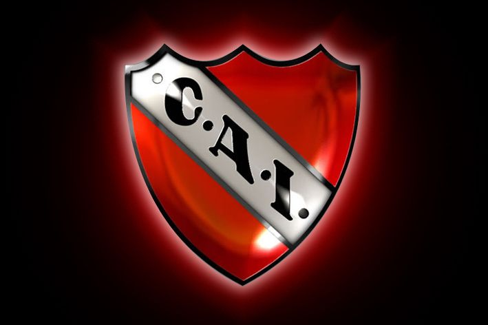 club atletico independiente - Badge