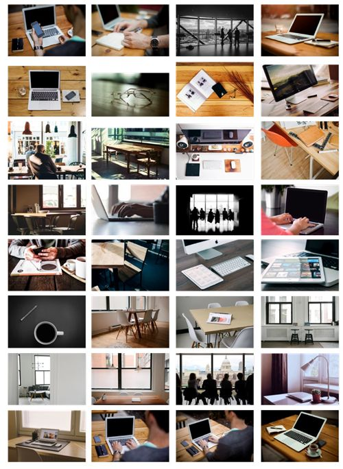 Articulate Rapid E-Learning Blog - thumbnail of free stock images for e-learning courses
