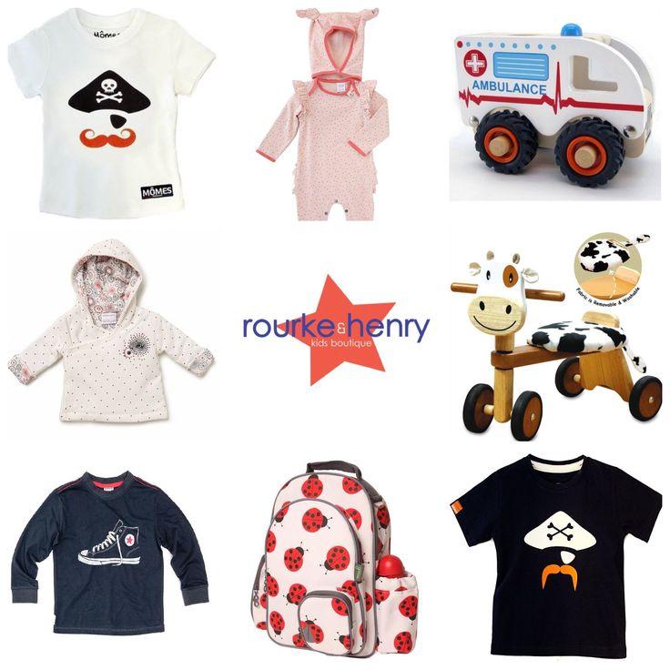 NEWS | We are so excited to have @rourkeandhenry as our newest stockist!! ❤️ They sell beautiful pieces for kids and we love them!! Such lovely people!! They also carry some of our new #onesies  Go check them out, trust us, it's worth it!! ❤️