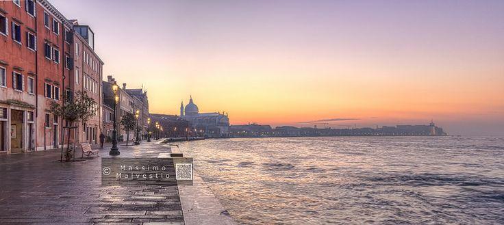 Giudecca: The golden hour