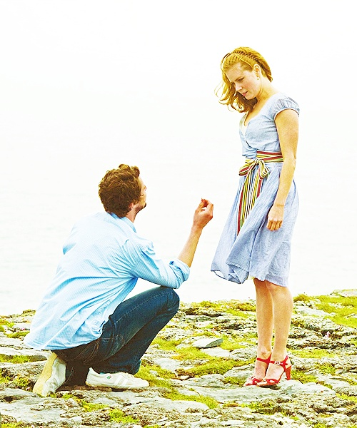 Leap Year, such a perfect movie! She lives my dream of meeting and marrying a hot Irishman! Cough, cough, colin o'donoghue ;)