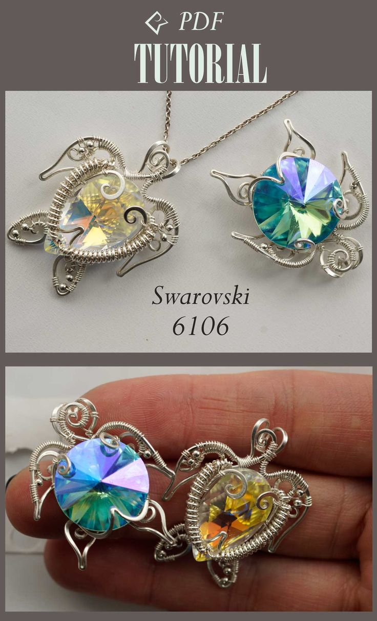 1036 best Wire wrapping tutorials images on Pinterest   Wire wrap ...