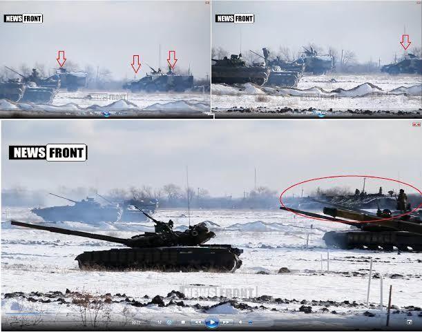 Россия перебросила в Луганск уникальную технику и сразу же начала от нее открещиваться: фотофакты - фото 1 | Обозреватель