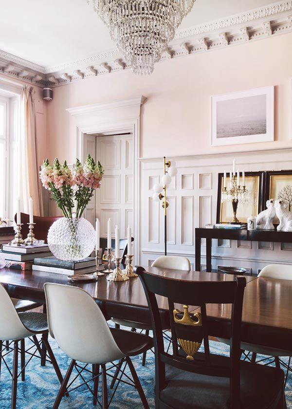 Modern Traditional Dining Room Ideas