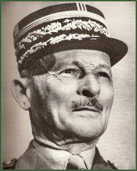 En mayo de 1940 el primer ministro Paul Reynaud lo llamó para que reemplazara a Maurice Gamelin al frente del ejército francés en la Segunda Guerra Mundial. Weygand asumió su cargo el 18 de mayo y el 20 inspeccionó personalmente la situación en el frente de lucha. Los alemanes habían logrado derrotar a Holanda y mientras su Grupo de Ejércitos B mantenía aferrados a los Aliados en Bélgica, el Grupo de Ejércitos A avanzaba hacia el Canal de la Mancha para completar una gran maniobra de cerco.