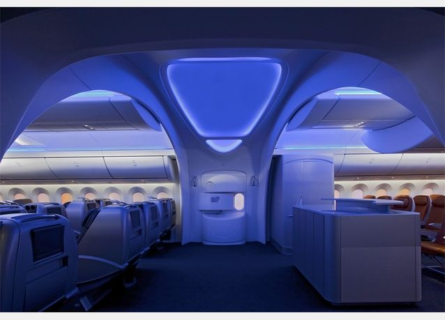 Another finalist in the Industrial Design/Interior Concept category is Boeing's…