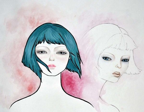 Phiroza by Laura De la Hoz, via Behance