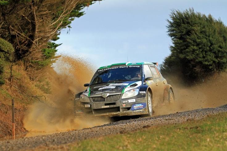 2012 Rally New Zealand | Hayden Paddon