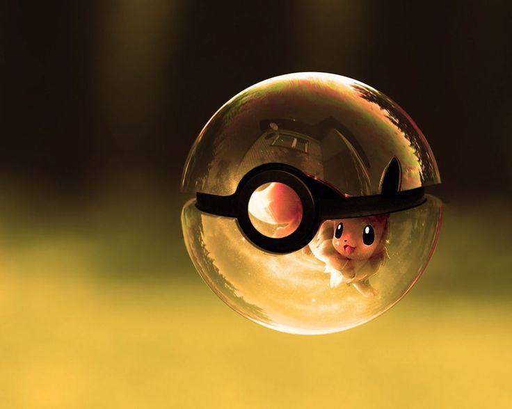 Best Pokemon Go HD Wallpaper
