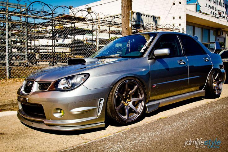 Subaru Impreza WRX STI Tuning