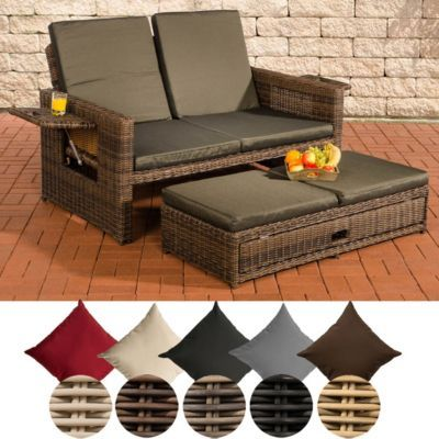 Lounge sofa garten  The 25+ best Rattan sofa garten ideas on Pinterest