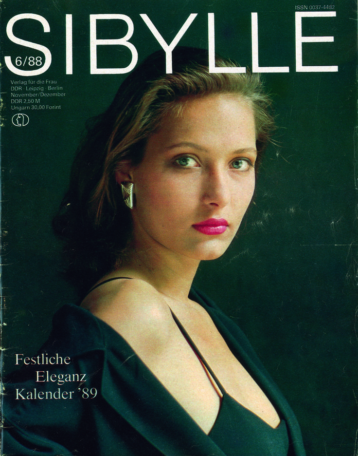 Sybille Magazine - the Vogue of the East Germany