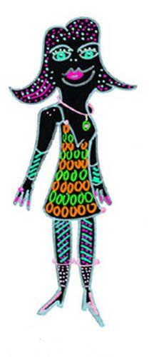 Art History 101 - Toyism: Miss Iffio's Toyist Puppet