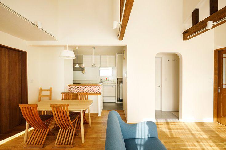 リフォーム・リノベーションの事例 2F LDK 施工事例No.572ちょうどいい距離感の二世帯住宅 スタイル工房