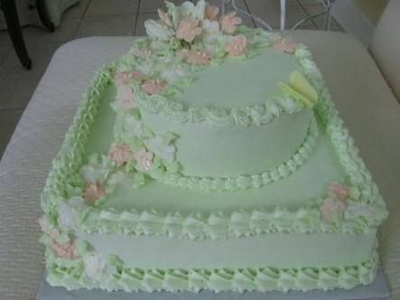 Image result for square buttercream cakes