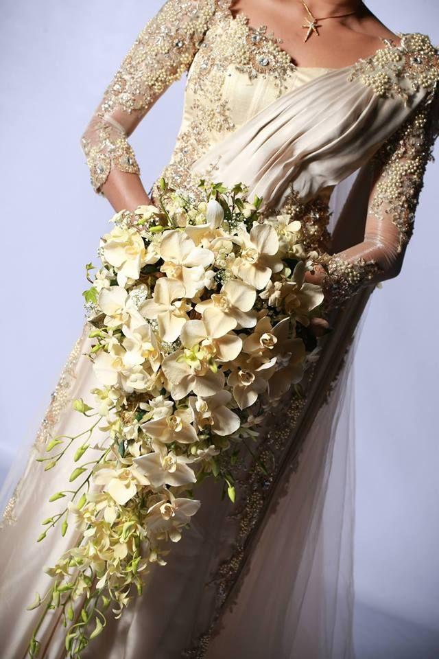 Wedding Outfits Dresses Flower Bouquets Bridal Sarees Sari Inspiration Ideas Spring Weddings