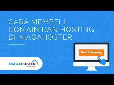 Cara Membeli Domain dan Hosting di Niagahoster - Beken.id