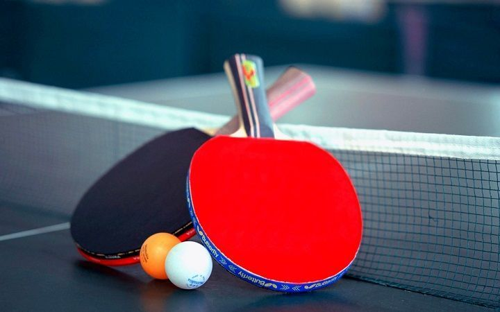 How To Play The Legendary Game Of Table Tennis Howtoplaytennis Therulesoftennis Table Tennis Ping Pong Tennis Wallpaper