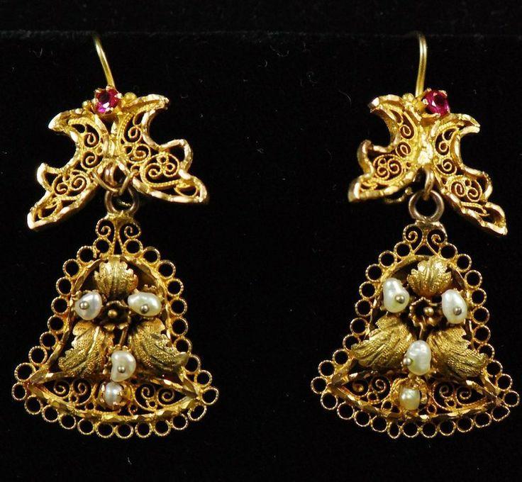 Pandora oro 14k charms_Pandora encantos estilo del oro