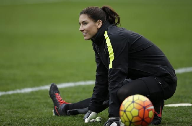 Hope Solo bleacher report