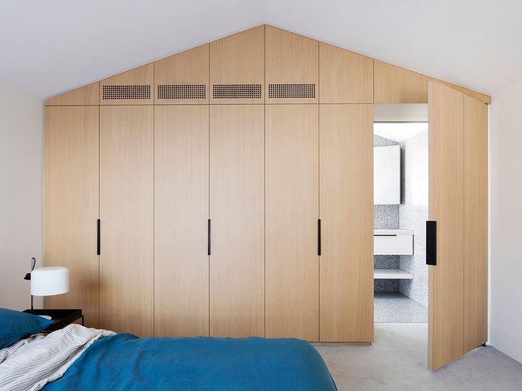Pandolfini Architects — Port Melbourne House
