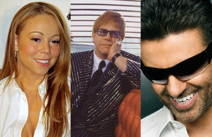 Mariah Carey, Elton John in talks for George Michael memorial concert to benefit LGBTI rights, say reports