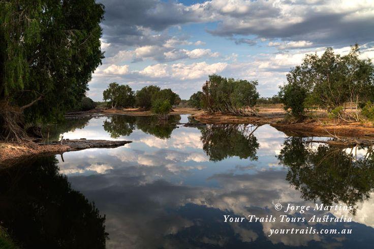 Mitchell river, Queensland, Australia