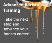 Barista Course - Advanced Barista Training
