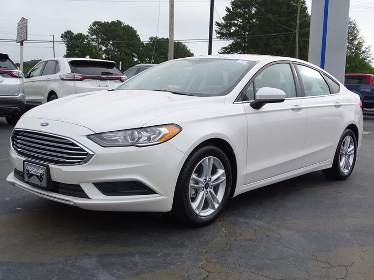 Beautiful 2018 ford Fusion Options Ford fusion, Honda