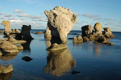 Holmhällar, Gotland, Sweden