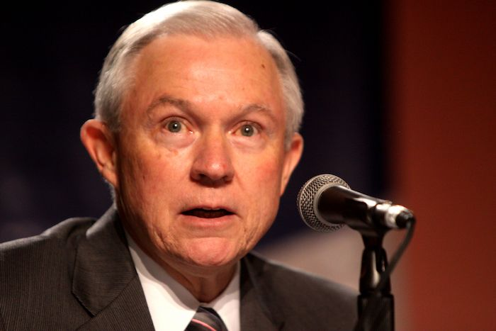 "Jeff Sessions to opioid users: ""Sometimes you just need to take two Bufferin and go to bed""  