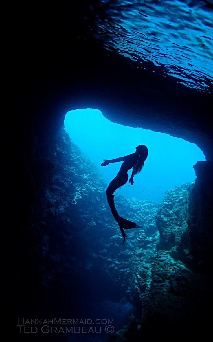underwater mermaid wallpaper - photo #31