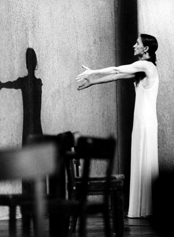 pina bausch. Pip: An exposed Tamora or Lavinia.