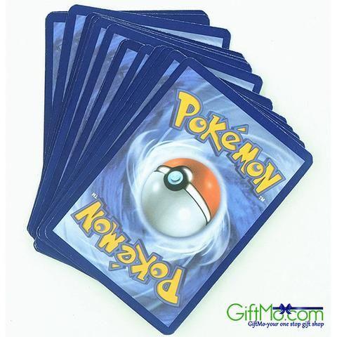 Rare Hard To Find Pokemon 60 Card Set - GiftMo