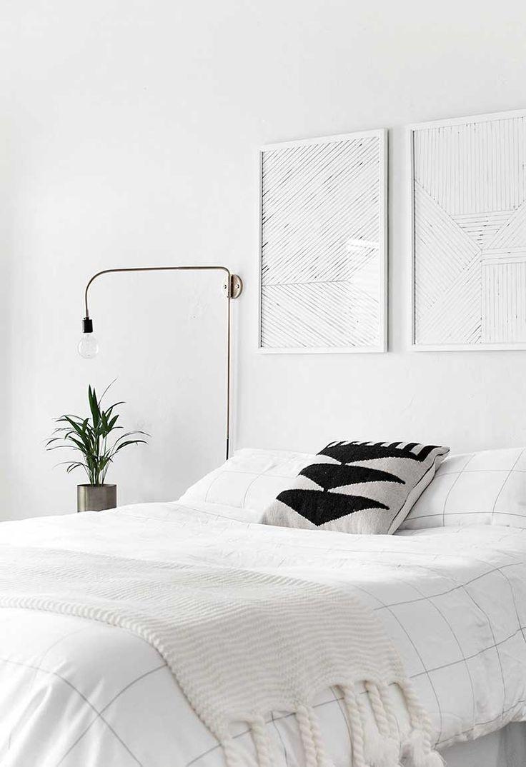 Cómo Lograr Una Habitación Minimalista Escandinava – Cut & Paste – Blog de Moda