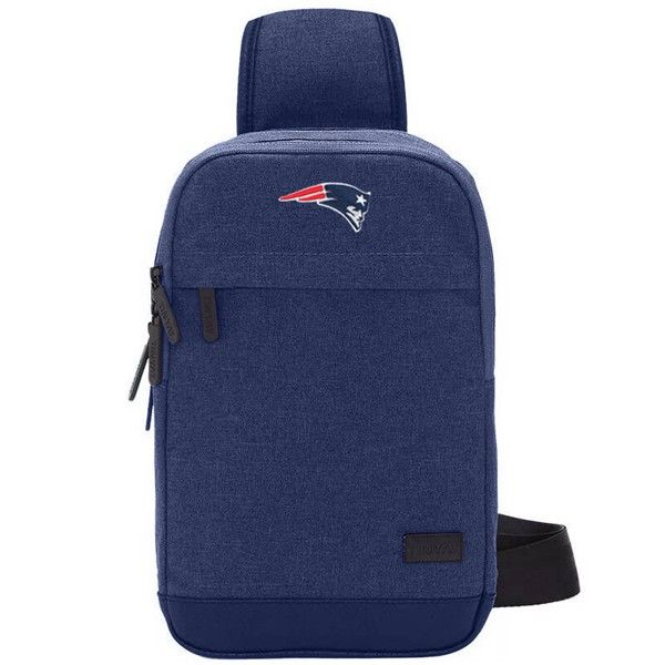 New England Patriots 2017 NFL Draft Blue Sling Backpack The official jersey of the store