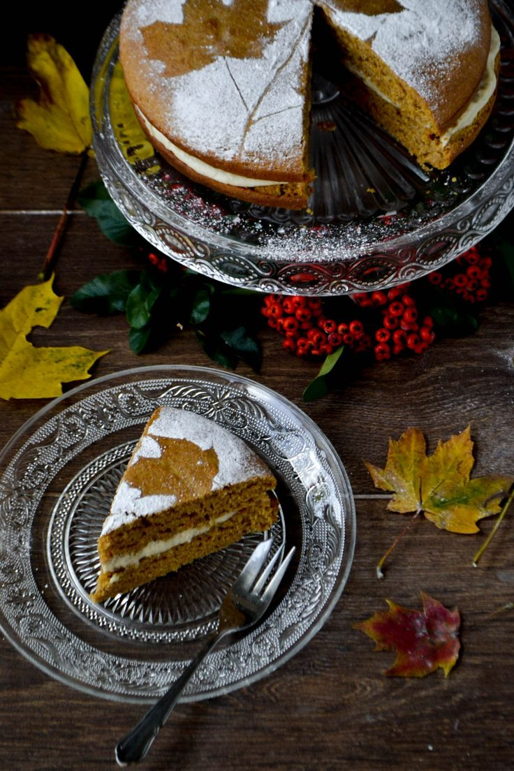 Vegan Butternut Squash & Orange Cake (Wheat-free)