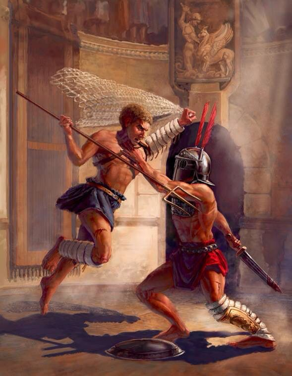 roman games gladiator comparison Prepare a gladiator for battle in the arena of death this page is best viewed in an up-to-date web browser with style sheets (css) enabled.