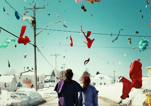 Xavier Dolan. - Laurence Anyways