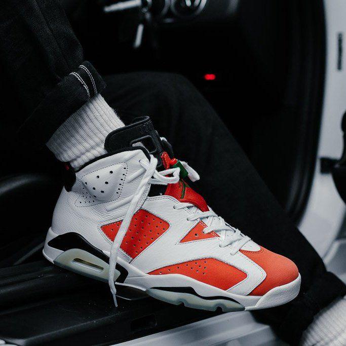 Air Jordan 6 Retro Gatorade Sneakers